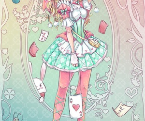 wonderland and cute image