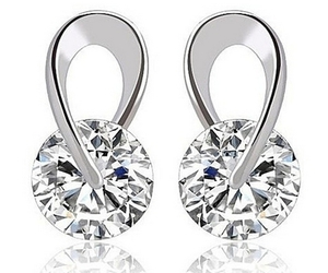 crystal, elegant, and jewelry image