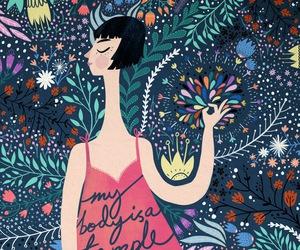 art, body, and feminism image