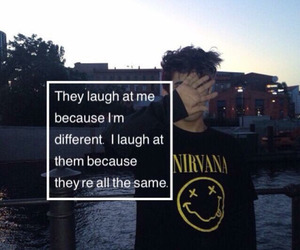 grunge, nirvana, and quotes image