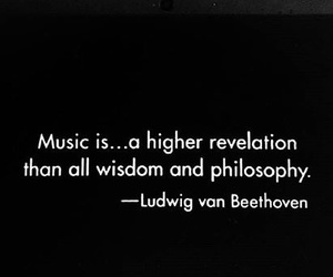 Beethoven, deep, and music image