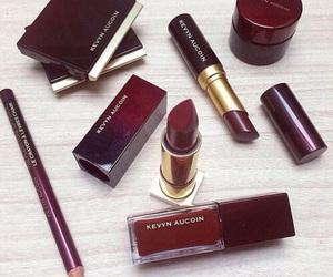 lipgloss, lipstick, and makeup image