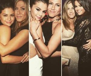 selena gomez, Jennifer Aniston, and oscar image