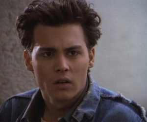 Hot, johnny depp, and young johnny depp image