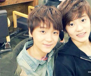 mark, smrookies, and donghyuck image