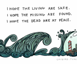 peace, safe, and hope image