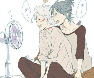 anime, fanart, and nezumi image