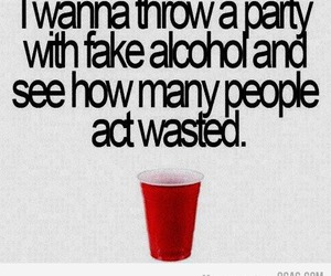 party, alcohol, and funny image