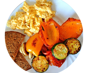 brunch, fitness, and food image