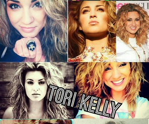 Collage and tori kelly image