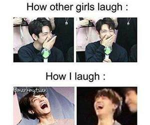got7, kpop, and funny image