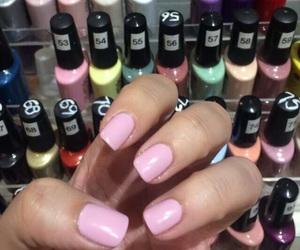 gel, manicure, and nail polish image