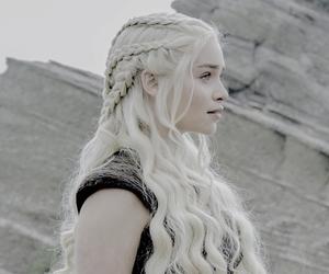 beautiful, daenerys targaryen, and mother of dragons image