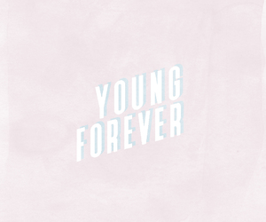 bts, young forever, and kpop image
