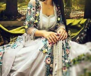 dress, moroccan, and maroc image