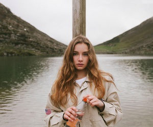 girl, beautiful, and pretty image