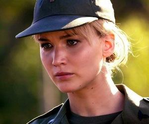 Jennifer Lawrence, girl, and x-men image
