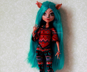 doll, dolls, and monster high image