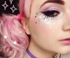 fashion, make up, and cute image