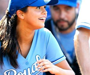 baseball, selena, and selena gomez image