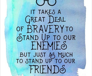 harry potter, quotes, and friends image