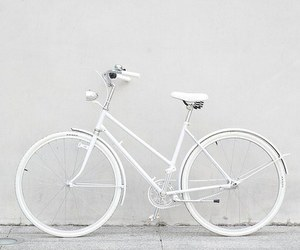 aesthetic, bicycle, and pure image