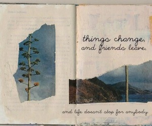 quotes, life, and book image
