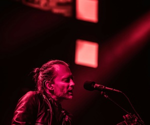 2016, thom yorke, and live image