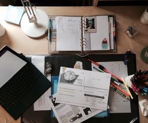 book, studying, and studyblr image
