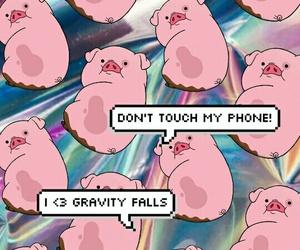 wallpaper, pato, and gravity falls image