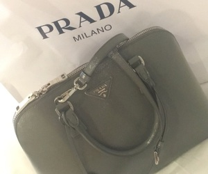 rich, saffiano, and bag image