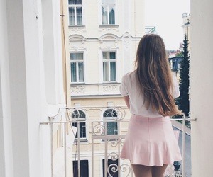 blogger, blonde, and city image
