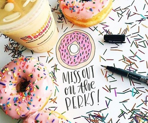 donuts, food, and mydraw image