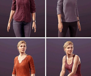 character, video game, and uncharted image