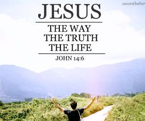 jesus and truth image