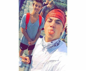 cameron dallas and taylor caniff image
