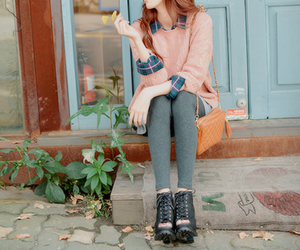 cute, kfashion, and photography image