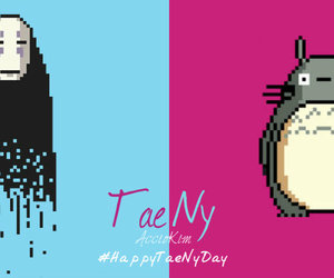 boo, together forever, and taeny image