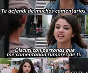 selena gomez and frases image