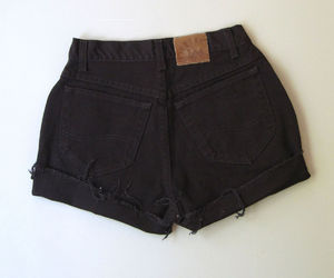 cute shorts, ebay, and jean shorts image