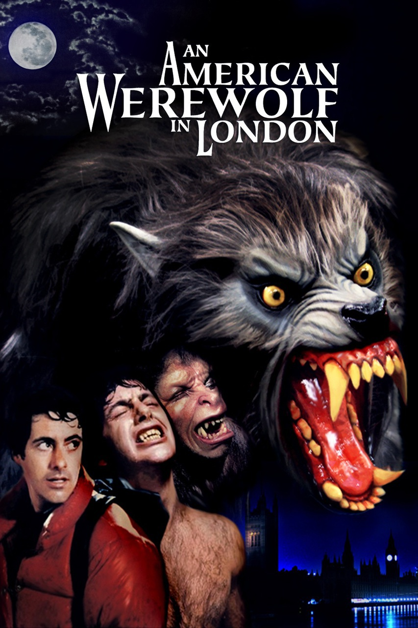 horror, werewolf, and horror movies image
