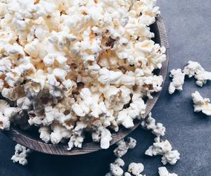healthy, popcorn, and raw image