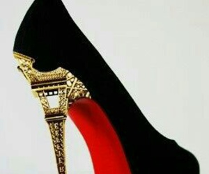 shoes, paris, and heels image