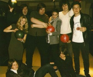 arctic monkeys, alex turner, and alexa chung image