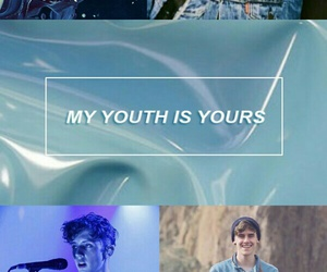 blue, Connor, and troye sivan image