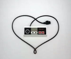 love and game image