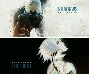 fan art, kingdom hearts, and light image