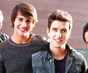 big time rush and james maslow image