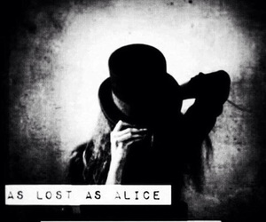 alice, alice in wonderland, and lost image