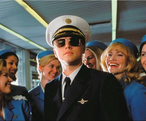 catch me if you can and leonardo dicaprio image
